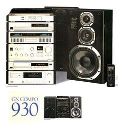 GX Compo CD - DAT AKAI MU-930 (1987) www.1001hifi.com
