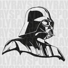 This item is unavailable Darth Vader Vector, Darth Vader Stencil, Star Wars Stencil, Stencil Art, Star Wars Art, Star Wars Silhouette, Silhouette Art, Star Wars Vector, Star Wars Zeichnungen