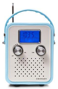 For the girls...Crosley Radio 'Songbird' Radio   Nordstrom