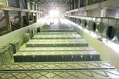 Moss Landing energy storage facility knocked offline after batteries overheat – pv magazine USA Turbine Hall, Gas Turbine, Trojan Horse, National Laboratory, Energy Storage, Worlds Largest, Fossil, Fossils