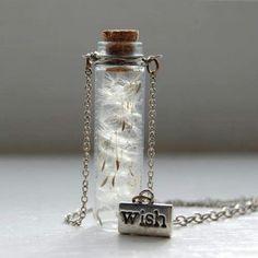 Catch A Wish ~ Wish Jar.