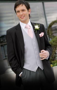 Andrew would look soooo handsome! Wedding Groom, Wedding Wear, Wedding Suits, Wedding Ceremony, Dream Wedding, Morning Suits, Morning Dress, Groom Attire, Groom Style