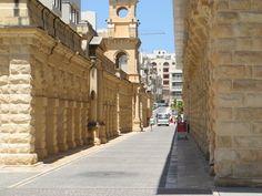 Sliema  http://www.malta.com/en/about-malta/city-village/sliema
