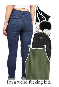 A fashion look from August 2016 featuring crop tops, zipper jeans and vans shoes. Browse and shop related looks. Bad And Boujee Outfits, Cute Swag Outfits, Dope Outfits, Fashion Outfits, Womens Fashion, Summertime Outfits, Summer Outfits, College Outfits, School Outfits