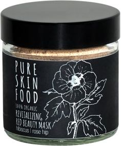 Pure Skin Food Revitalizing Red Beauty Mask - 60 ml