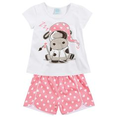 Kids Pjs, Kids Girls, Fashion Kids, Little Girl Outfits, Little Girls, Night Suit, Painted Clothes, Girls Pajamas, Baby Kids Clothes