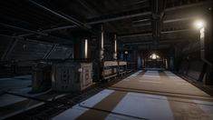 SciFi Props Pack by olivier garrigue in Environments - UE4 Marketplace