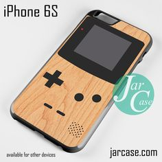 gameboy wood Phone case for iPhone 6/6S/6 Plus/6S plus