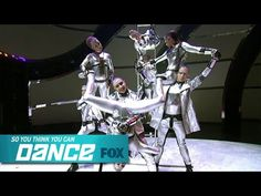 """""""A Place With No Name"""" choreographed by Travis Payne on So You Think You Can Dance - August 13, 2014"""