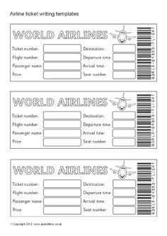 View Preview Around The World Theme, Holidays Around The World, We Are The World, Around The Worlds, Airport Tickets, Airline Tickets, Passport Template, Ticket Template, Boarding Pass Template