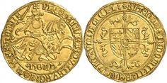 Holland AV Cavalier d'or ND Comte Philip Le Bon 1422-56 my collection