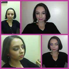 Makeover After. Night Look