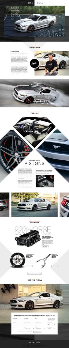 Mmd foose mustang jasonkirtley