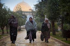 AL-Aqsa Mosque - Jerusalem - Palestine
