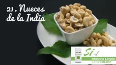 22 Snacks Saludables, Nueces de la India