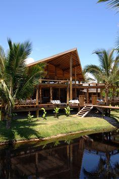 location villa Trancoso http://www.rio-lifestyle.com/location-appartement-rio/villa-marciano,179.html