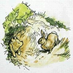 lots of Winnie the Pooh Pictures - free to print
