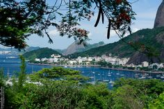 Enseada de Botafogo, Rio de Janeiro, Brazil
