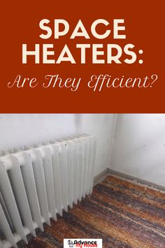 How Efficient Are Space Heaters?  These units are highly effective in reducing heating costs as it heats up the room you are in only. However, this also makes people question how efficient are space heaters.    #AdvanceMyHouse #SpaceHeaters #BestSpaceHeater #ModernBathroomHeater #BathroomWallHeater #BathroomHeaterIdeas Bathroom Heater, Bathroom Wall, Modern Bathroom, Best Space Heater, Diy Heater, Cool Walls, Amazing Bathrooms, People, House