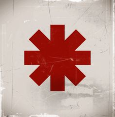 breathing red hot chili peppers logo gif