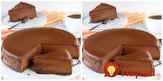 Raw Vegan Cheesecake, Cheesecake Recipes, Sweet Desserts, Delicious Desserts, Swiss Roll Cakes, Ice Cream Candy, Mini Cheesecakes, Let Them Eat Cake, No Bake Cake