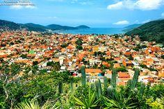View of Arraial do Cabo, Brazil - http://andrewprokos.com