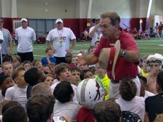 Make your kid watch: Life lessons from Nick Saban