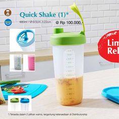 Quick Shake (1) 680ml / Ø:9.5cm, t:22cm