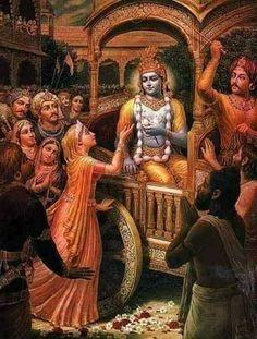 Rath Yatra, Krishna Leela, Fairy Garden Supplies, Radhe Krishna, Hinduism, 1, Painting, Type, Bedroom