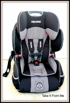 Take It From Me: RECARO Car Seat (Review & Giveaway)