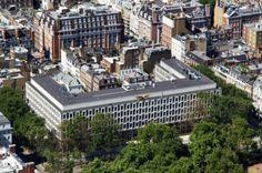 US Embassy in London, Eero Saarinen
