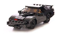 Knight Rider LEGO Cuusoo Set