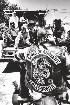 I am totally addicted to SOA!!!! And Charlie too :)