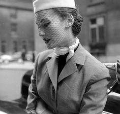 bygonefashion: Hats by Gordon Parks, 1950s