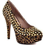 Vince Camuto's Multi-Color Madelyn - Spot Brn Cheetah for 199.99 direct from heels.com