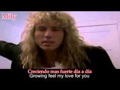 ▶ Whitesnake - Is This Love Subtitulado Español Ingles - YouTube