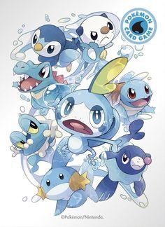 Unova Defense Squad — New Pokemon TCG art featuring all of the starters! Pokemon Fusion Art, Pokemon Fan Art, Gif Pokemon, Pokemon Images, Pokemon Cards, Pokemon Tattoo, Pokemon Eevee, Pokemon Comics, Pokemon Funny