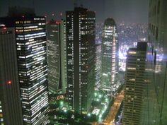 日本、東京ビル
