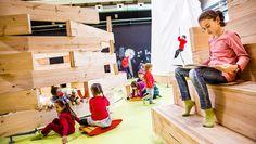 Ekogunea, Kutxa Gizarte Ekintza Qué hacemos Parque infantil