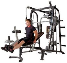 25 Best Home Gym Training images | Gym training, Smith