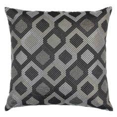 "Broadway Pillow 22"" from Z Gallerie - pretty scheme"