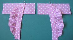 Lemon Drop Dress Sew Along Day 2 - Add on Flutters, Constructing the Bodice - Tie Dye Diva Patterns Blog