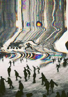 Ayham jabr : Photo Wow Art, Glitch Art, Psychedelic Art, Collage Art, Collage Vintage, Trippy, Dark Art, Art Inspo, Cover Art