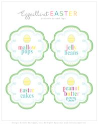 Sweet Freebies: Free Easter Printables for you from Hello My Sweet! www.hellomysweet.me