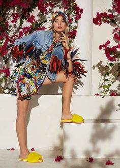 Discover the new Dolce & Gabbana Women's Caltagirone Collection for Fall Winter 2017-18 and get inspired.