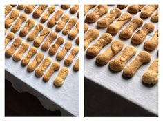 Mindent az alapoktól: házi babapiskóta – Smuczer Hanna Tiramisu, Cereal, Cookies, Breakfast, Food, Crack Crackers, Morning Coffee, Biscuits, Essen