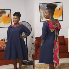 Short African Dresses, Latest African Fashion Dresses, African Print Dresses, African Print Fashion, African Dress Patterns, Afro, African Traditional Dresses, African Attire, Dress Styles