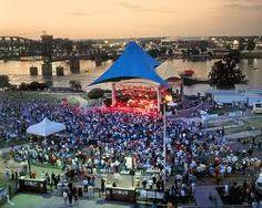 Riverfest - starting May 25, 2012 - Little Rock Arkansas