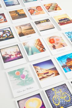 Farbenfrohe Retro Prints in angesagter Polaroid-Optik lassen deine Wohnung strahlen - auch wenn das Wetter mal nicht mitspielt. ;-) http://www.cewe.de/fotos/retro-prints.html