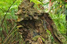 Troll for fairy garden